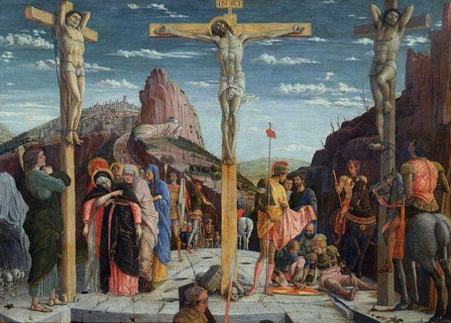 Hình ảnh lễ hành hình chúa jesus