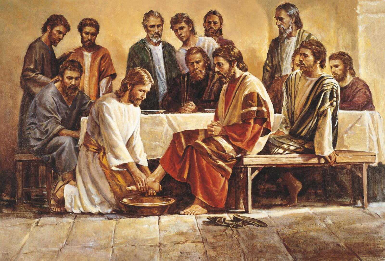 Hình ảnh sinh hoạt của chúa jesus