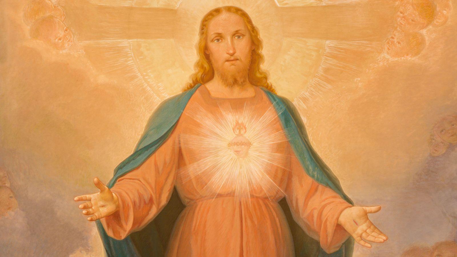Hình đẹp chúa jesus công giáo