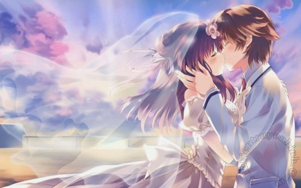ảnh đẹp anime về tình yêu