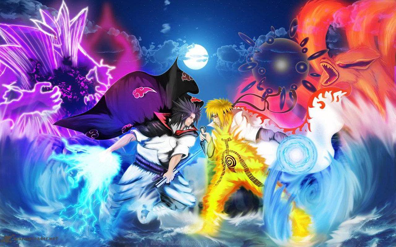 anh hoat hinh Naruto