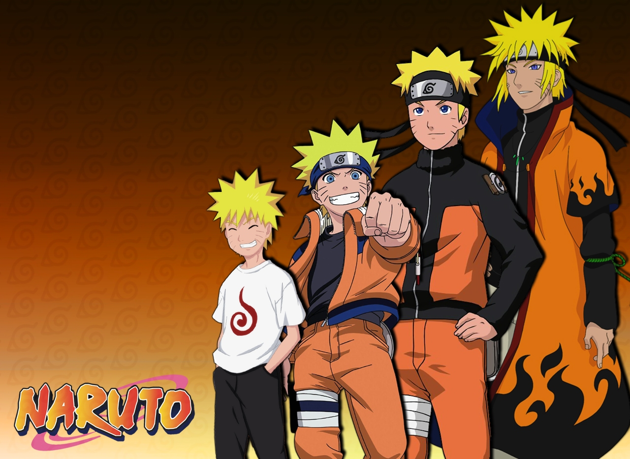 Ảnh Naruto đẹp nhất
