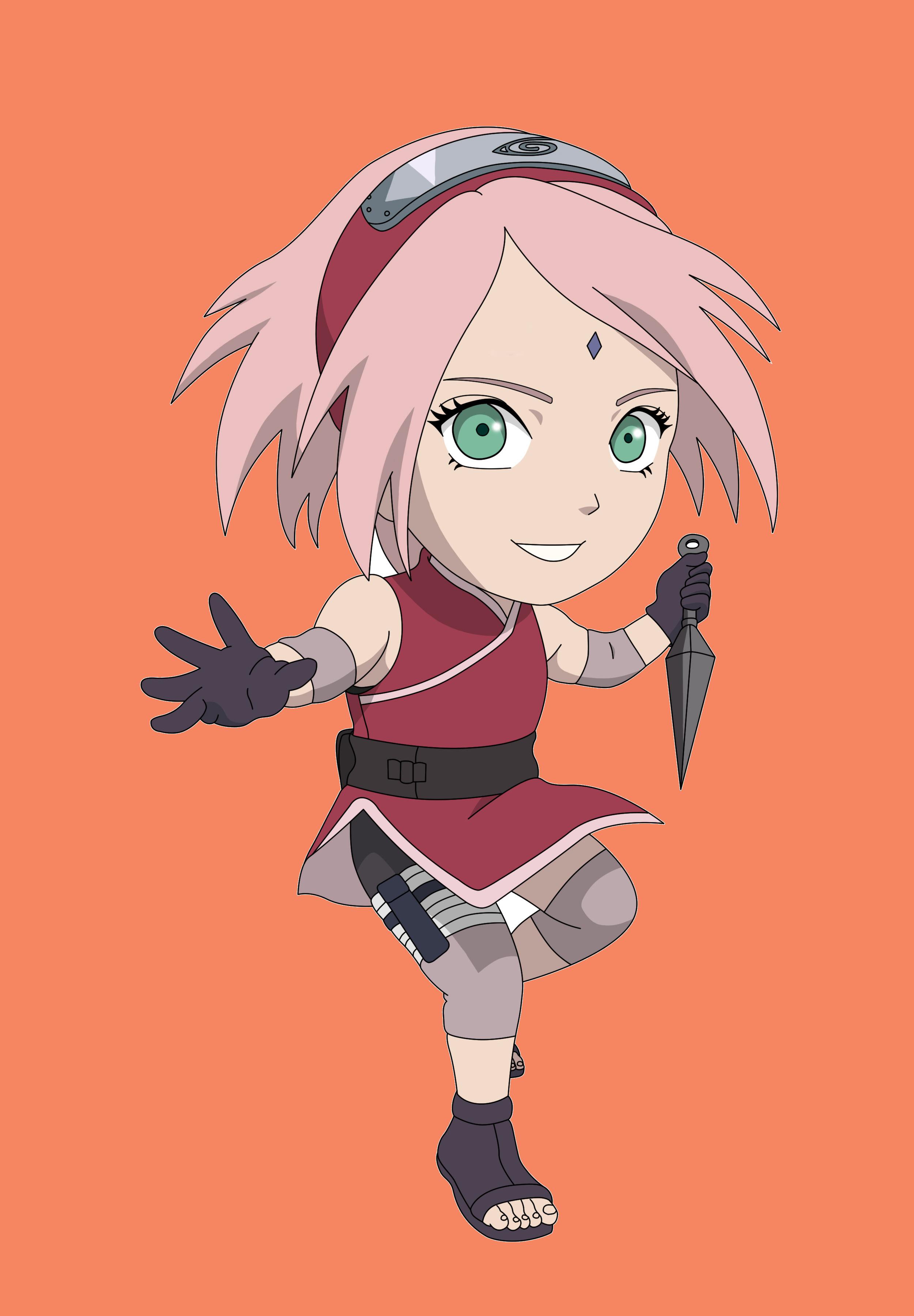 ảnh Sakura Naruto