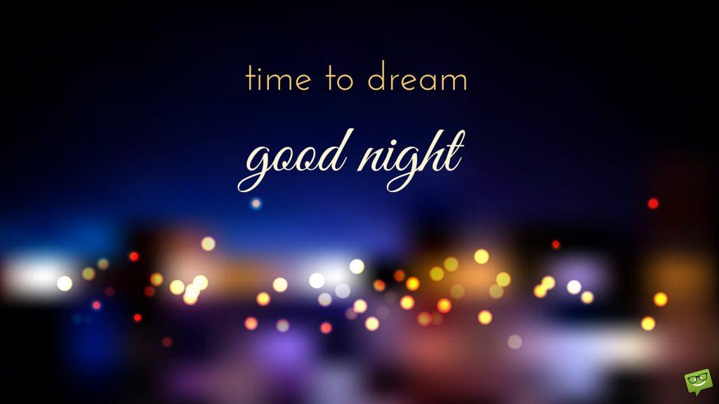 chúc ngủ ngon lãng mạn