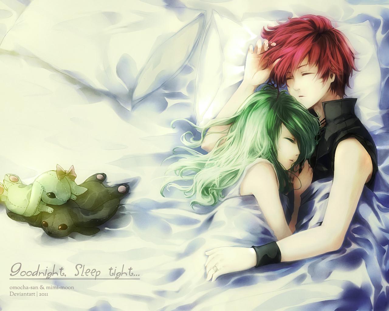 hình ảnh anime lãng mạn