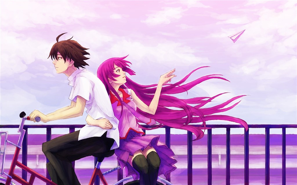 hình ảnh anime về tình yêu