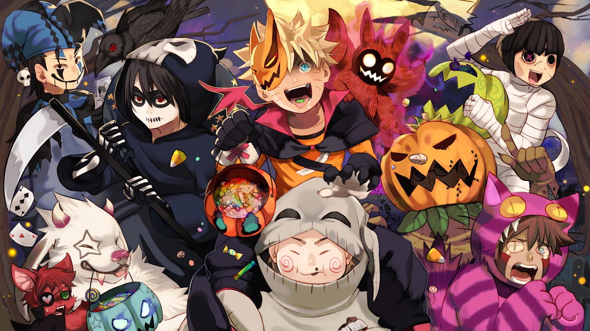 hình ảnh Naruto ngộ nghĩnh