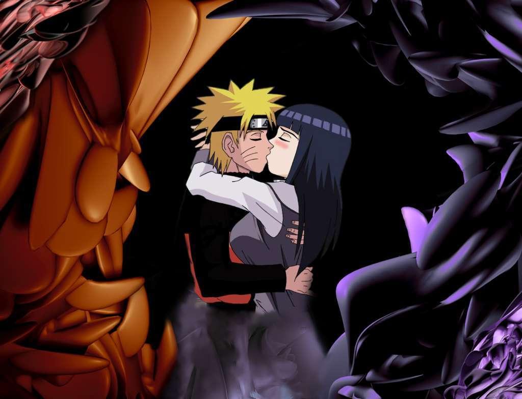 Hình ảnh Naruto và Hinata