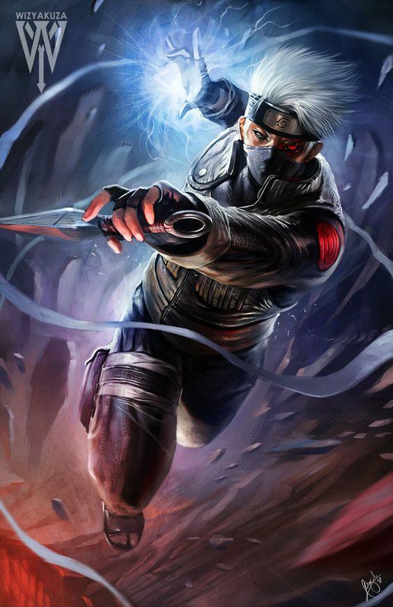 Hình nền điện thoại phim Naruto