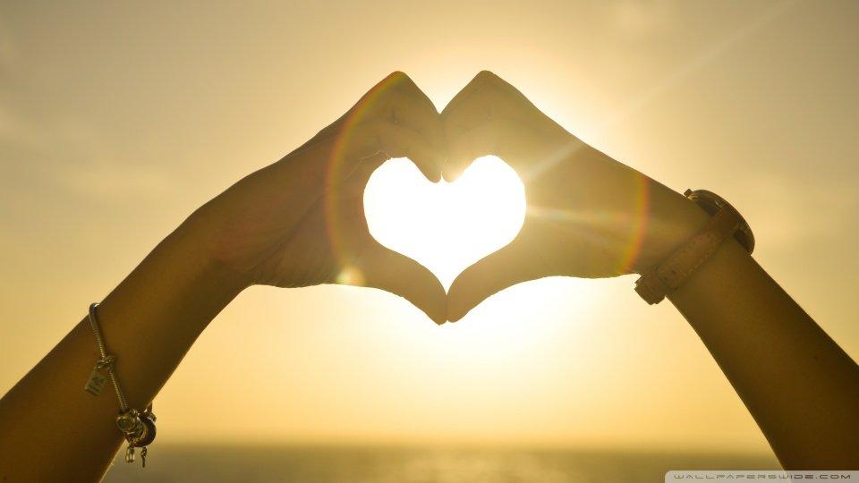 hình nền trái tim đẹp nhất