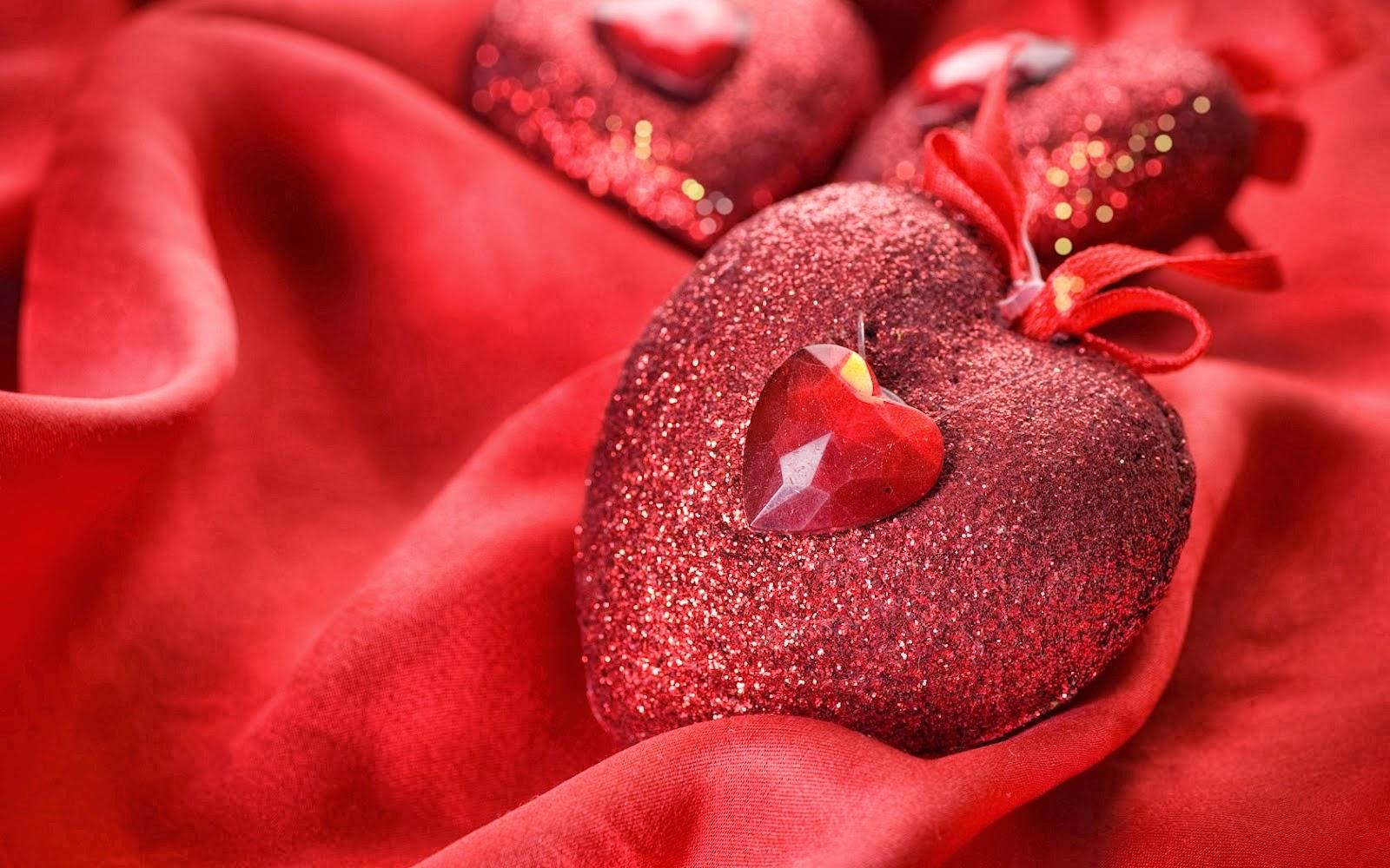 hình nền trái tim