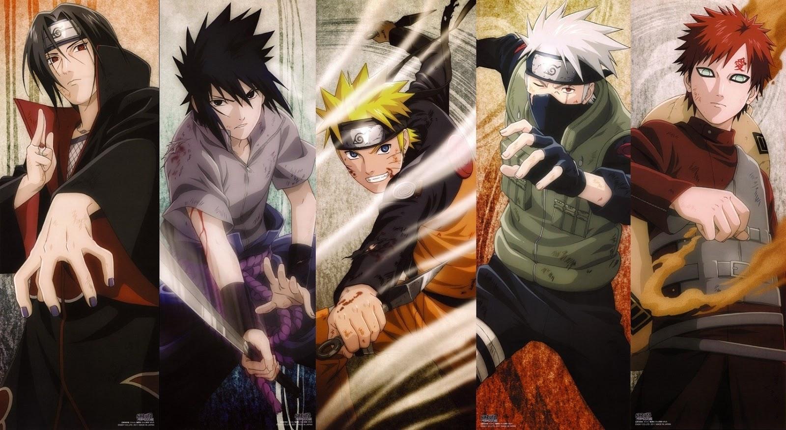 Những hình ảnh đẹp của Naruto