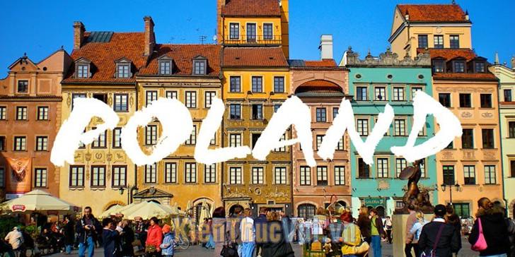 PL là viết tắt của từ Poland có nghĩa là nước Ba Lan