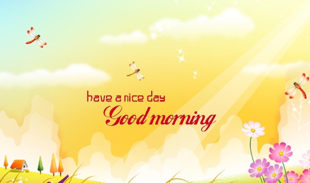 lời chúc buổi sáng tiếng anh