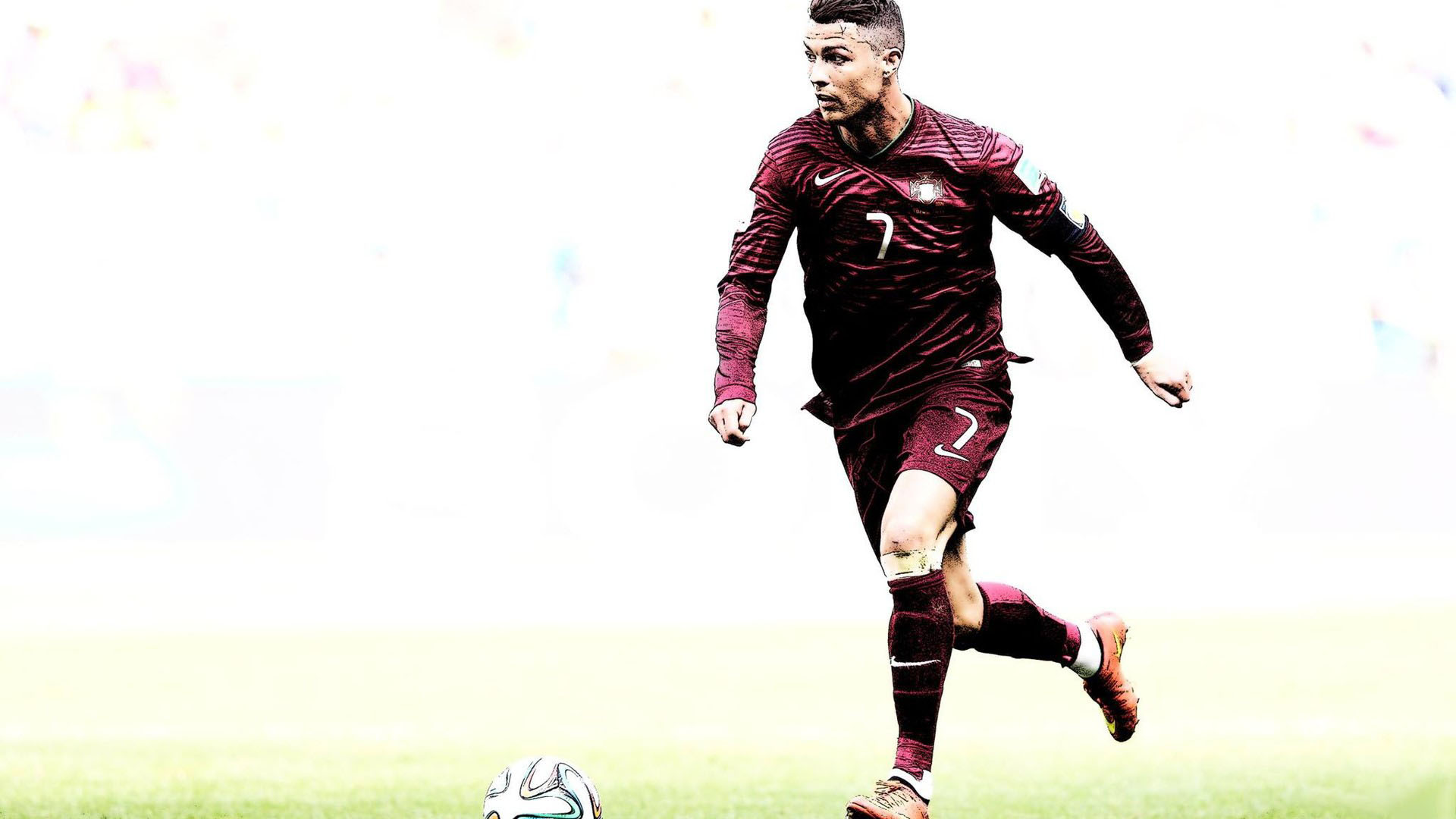 Ảnh nền cầu thủ cristiano ronaldo