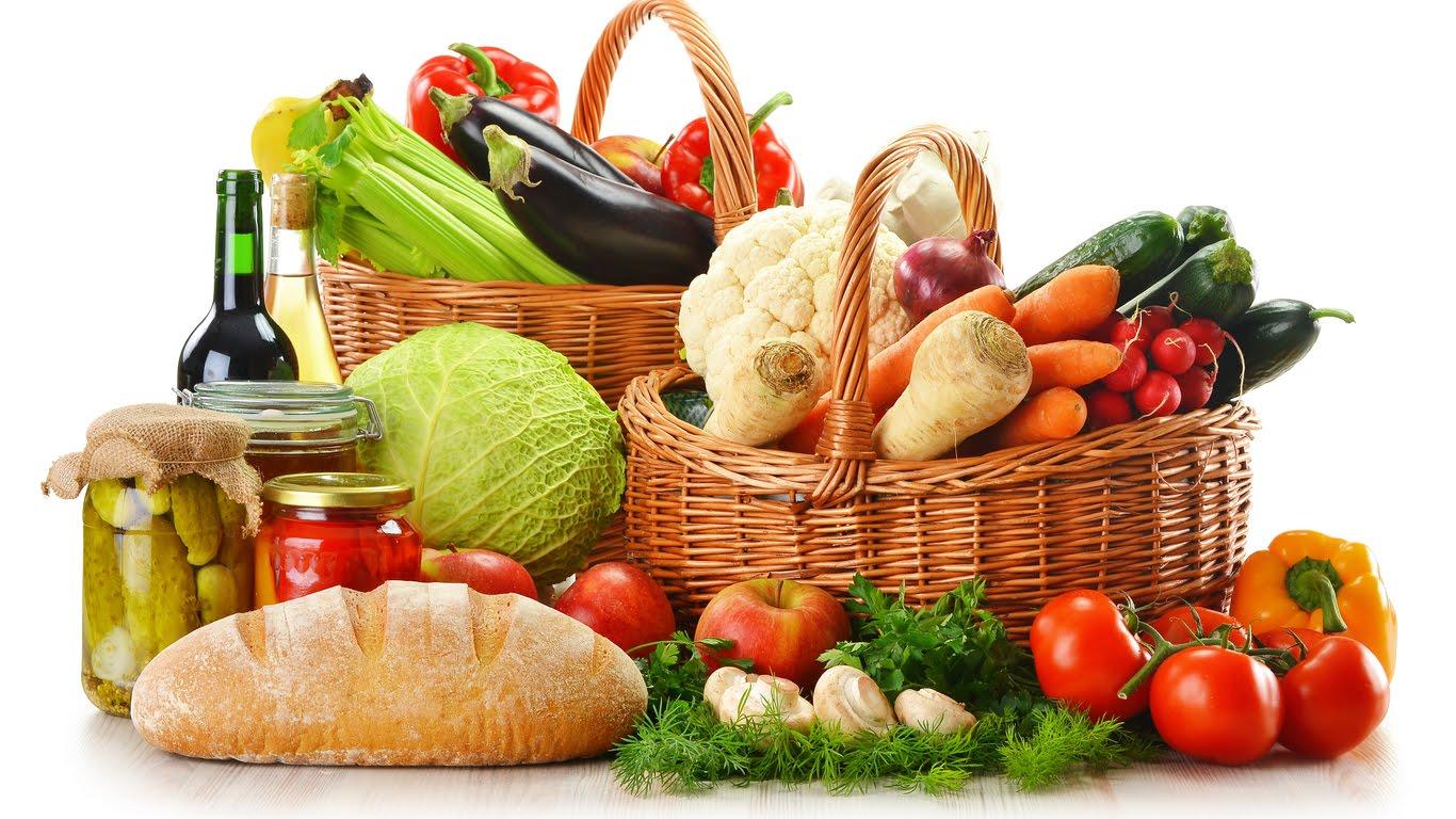 Ảnh đẹp các loại rau củ quả