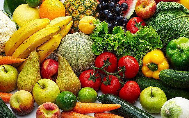 Ảnh đẹp về các loại rau củ quả