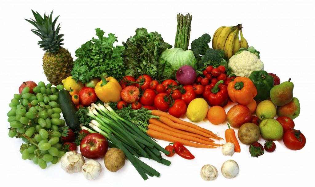 Ảnh đẹp về rau củ quả
