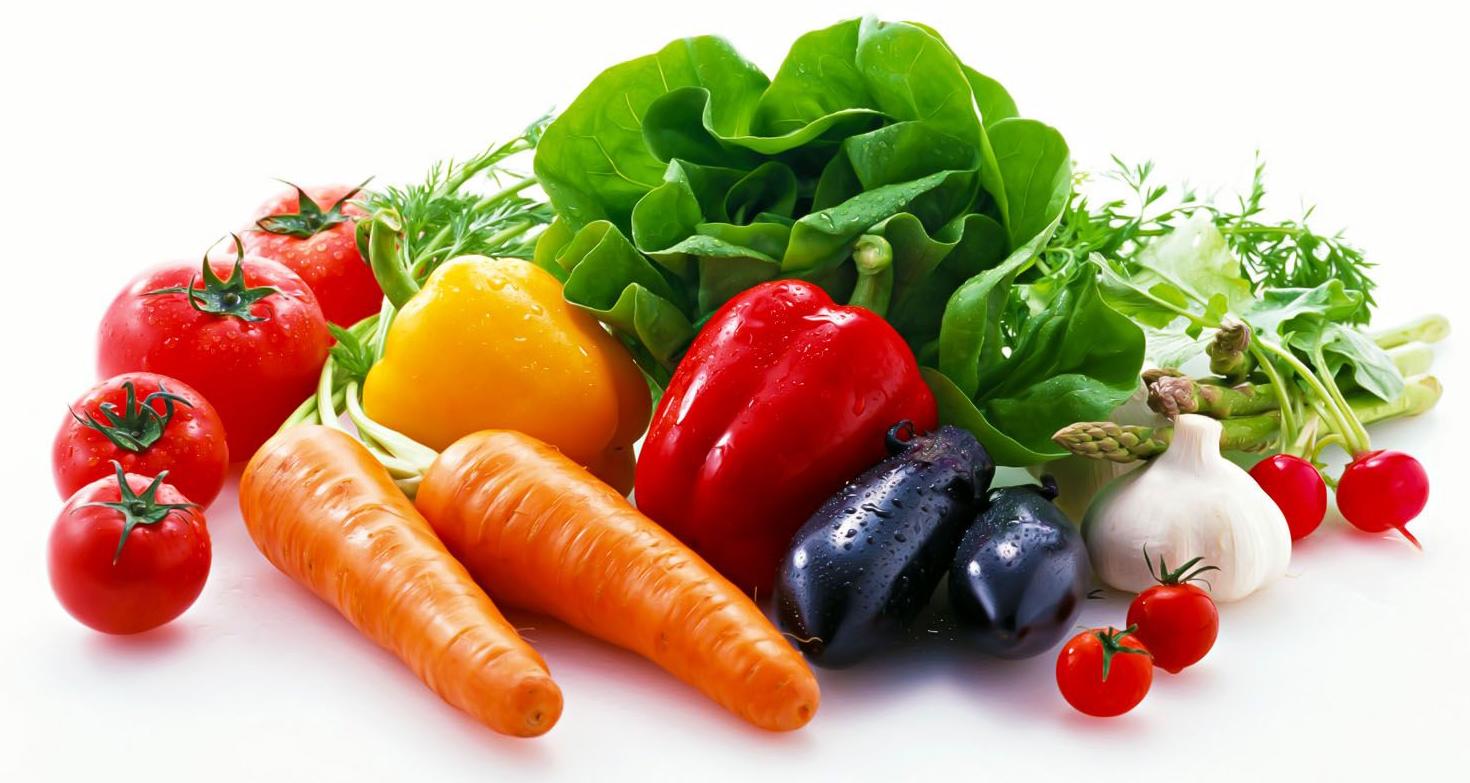 Hình ảnh các loại rau củ