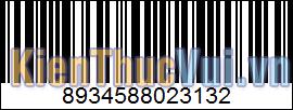 Mã vạch Barcode một chiều
