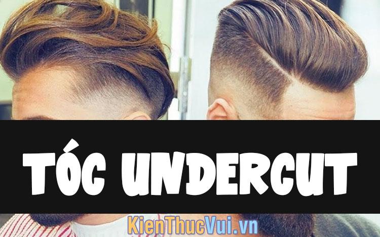 Những kiểu tóc Undercut ngắn đẹp nhất