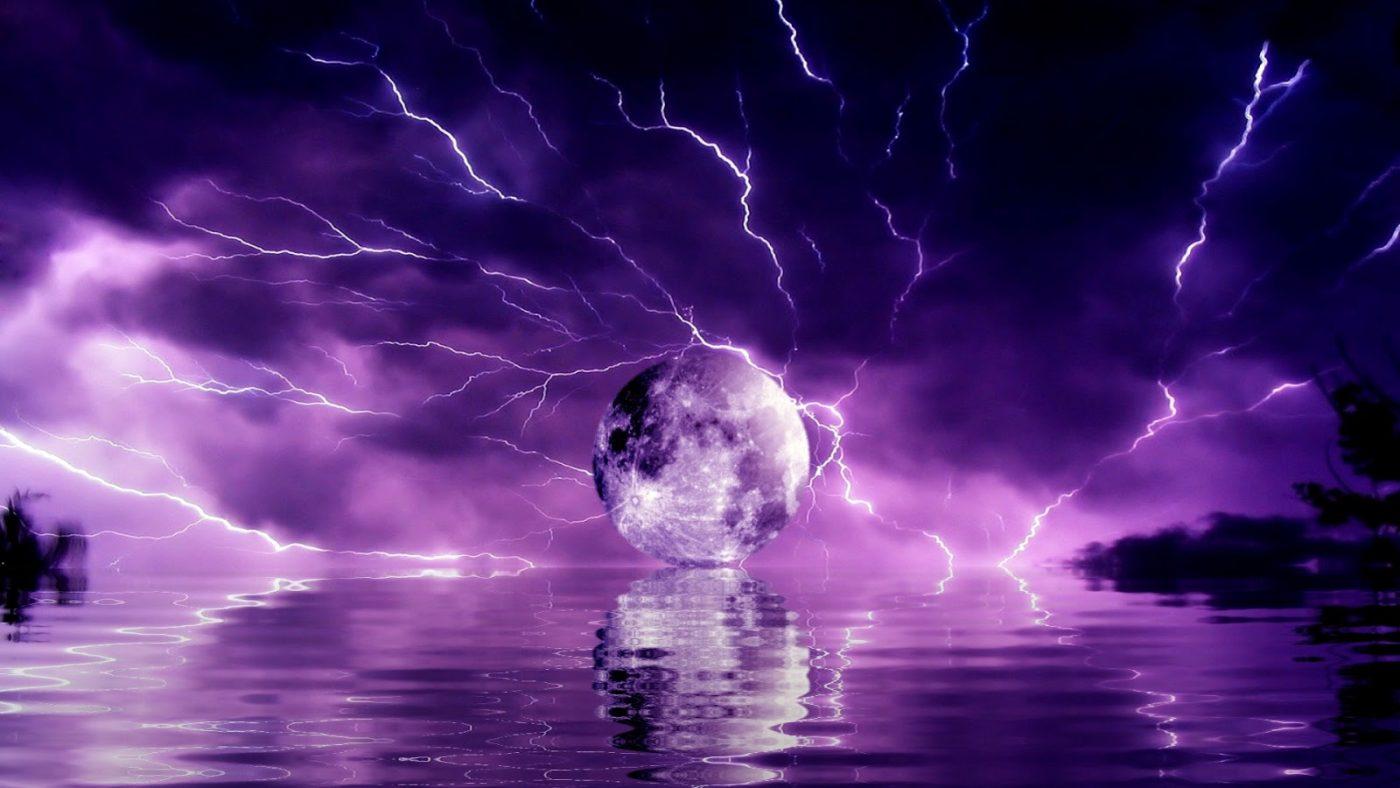 Màu tím buồn hình ảnh đẹp nhất