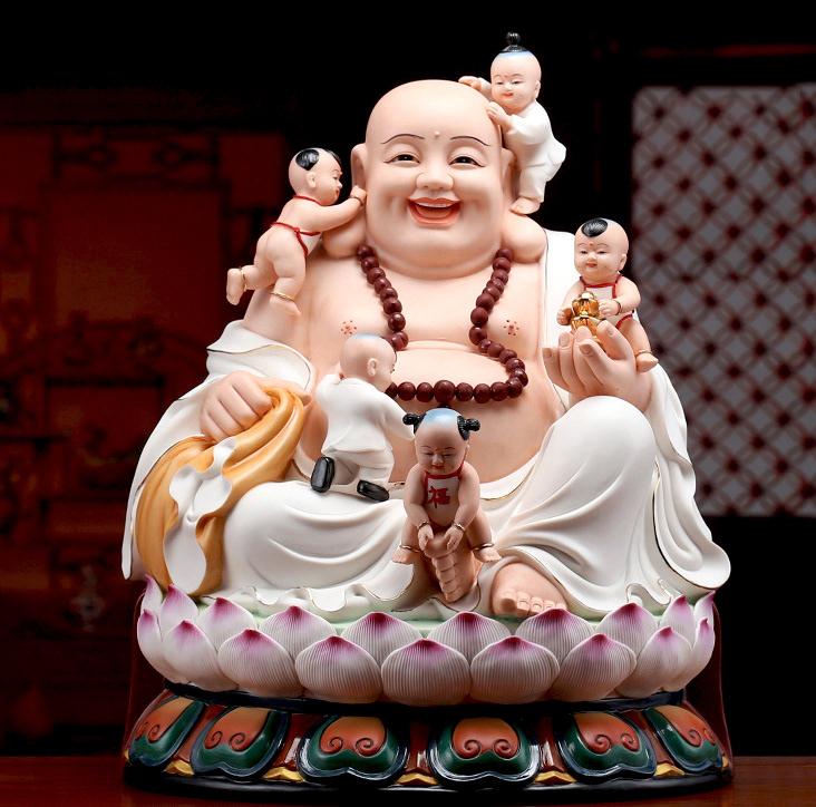 Ảnh đẹp nhất về Đức Phật Di Lặc
