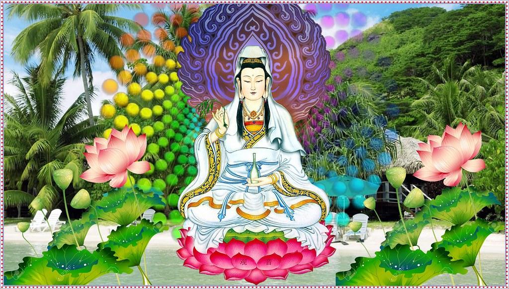 Ảnh đẹp về Phật quan âm