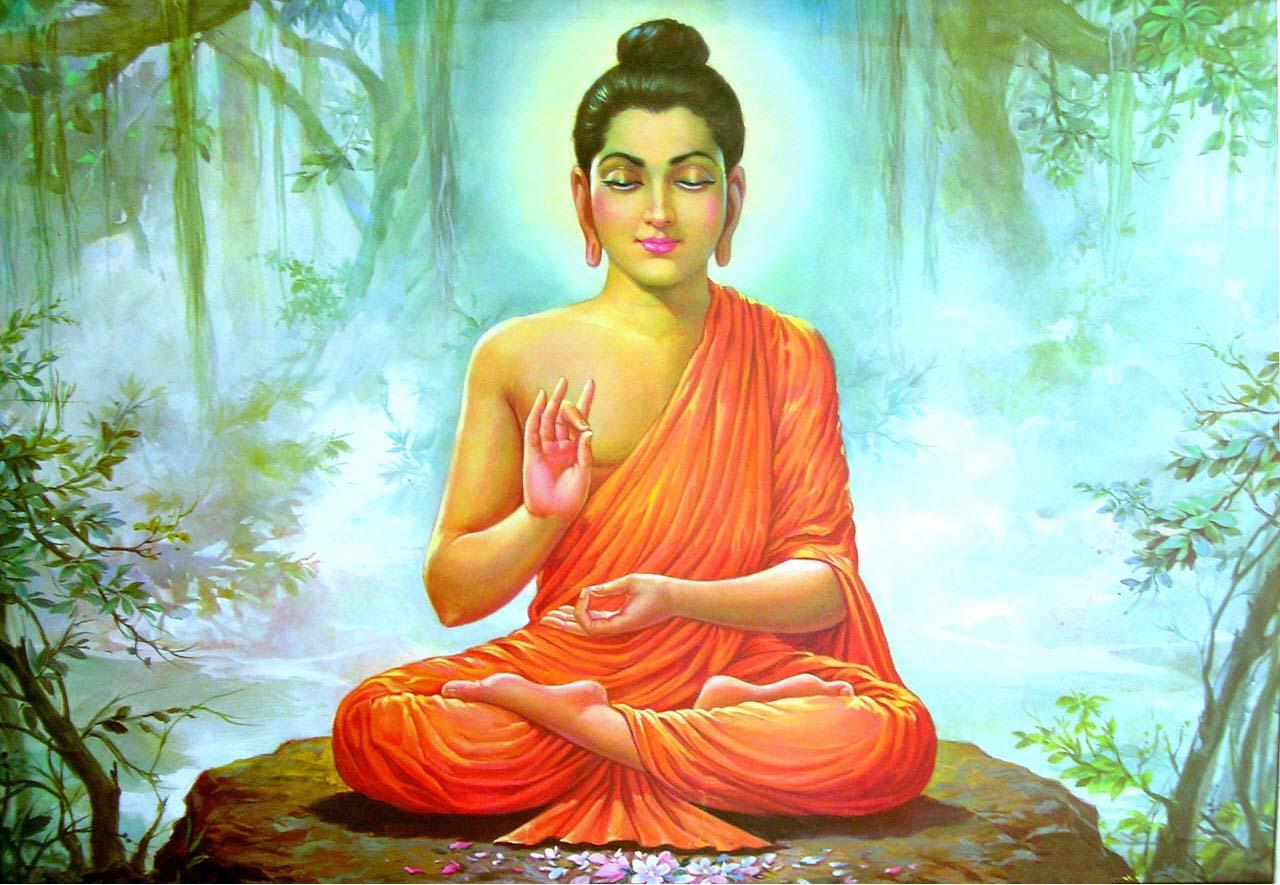 Ảnh Phật A Di Đà đẹp