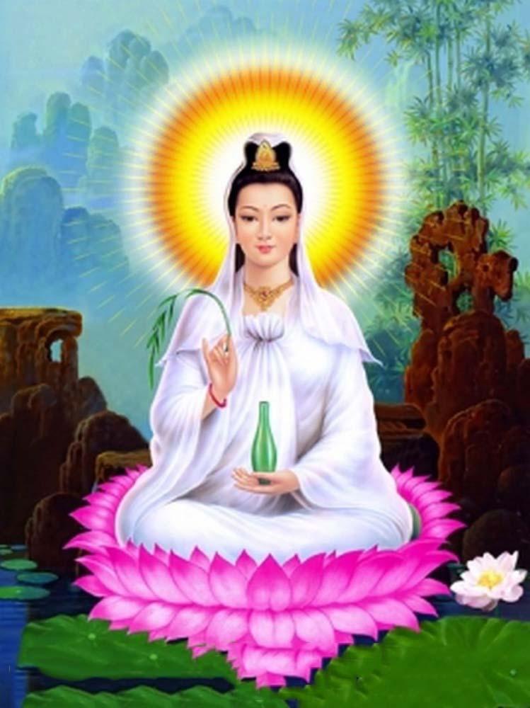 Ảnh Phật Bà quan âm đẹp nhất