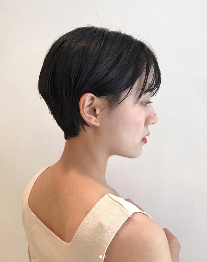 Các mẫu tóc tém kiểu Hàn quốc đẹp nhất