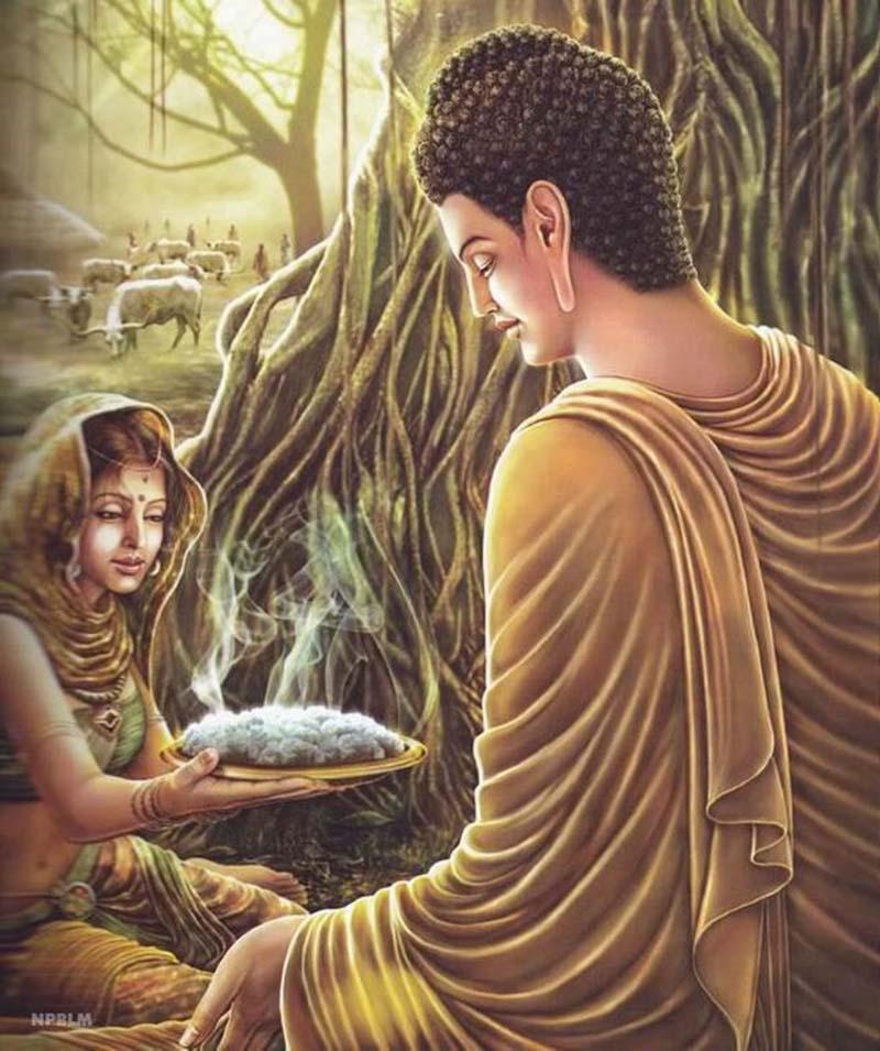 Hình ảnh đẹp nhất về Đức Phật Thích Ca Mâu NI