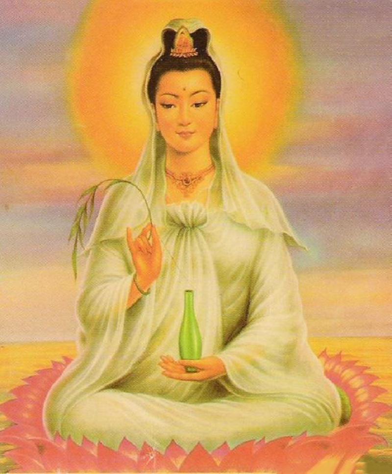 HÌnh ảnh Phật bà quan âm đẹp