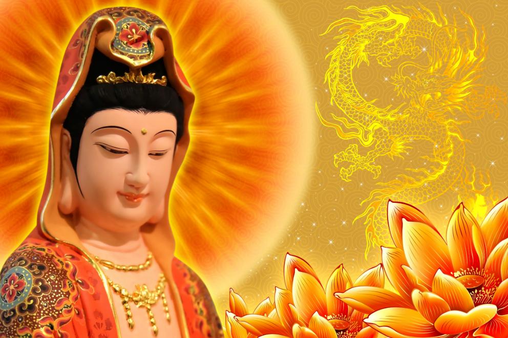 Hình ảnh Phật bà quan thế âm bồ tát đẹp nhất