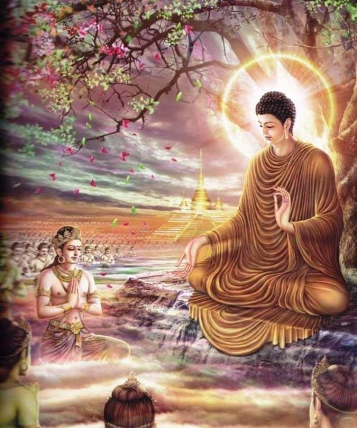 Hình ảnh Phật cầu bình an đẹp nhất