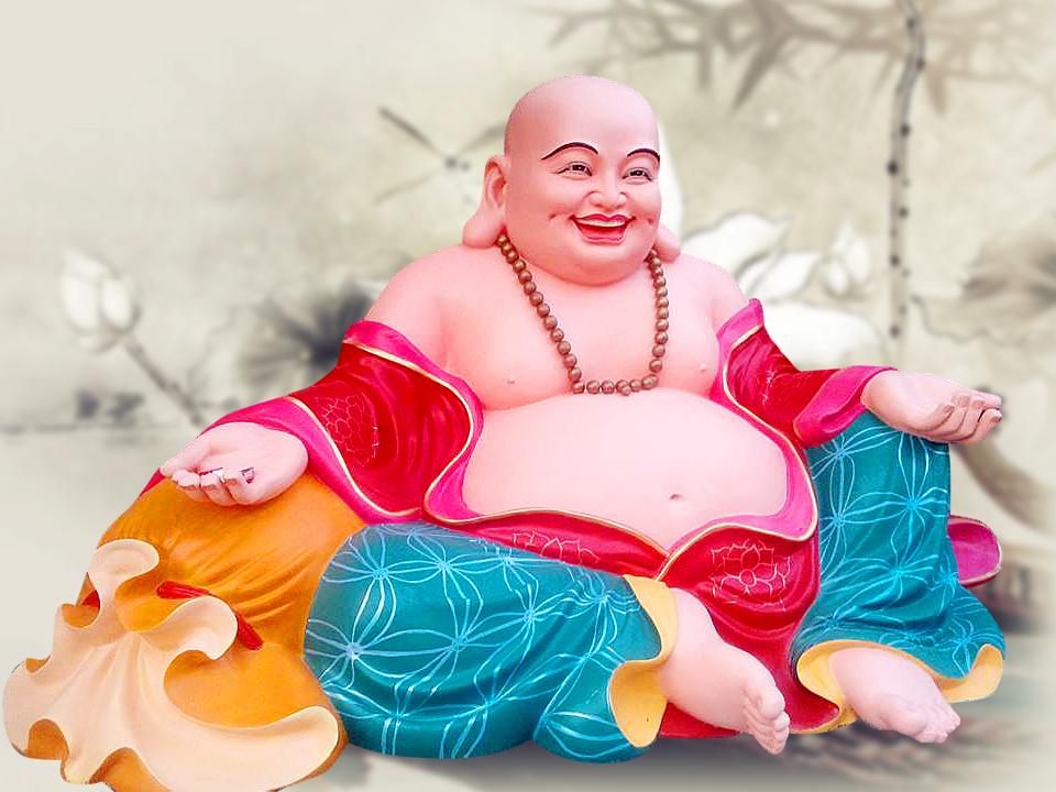Hình ảnh Phật Di Lặc đẹp nhất