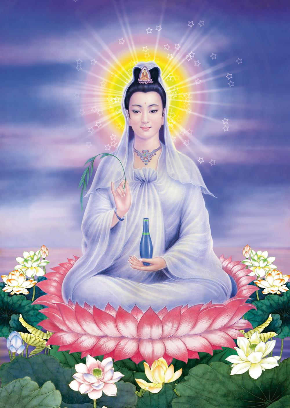 Hình ảnh Phật quan thế âm bồ tát đẹp nhất
