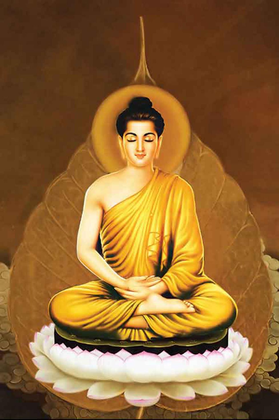 Hình ảnh Phật Thích ca mâu ni đẹp