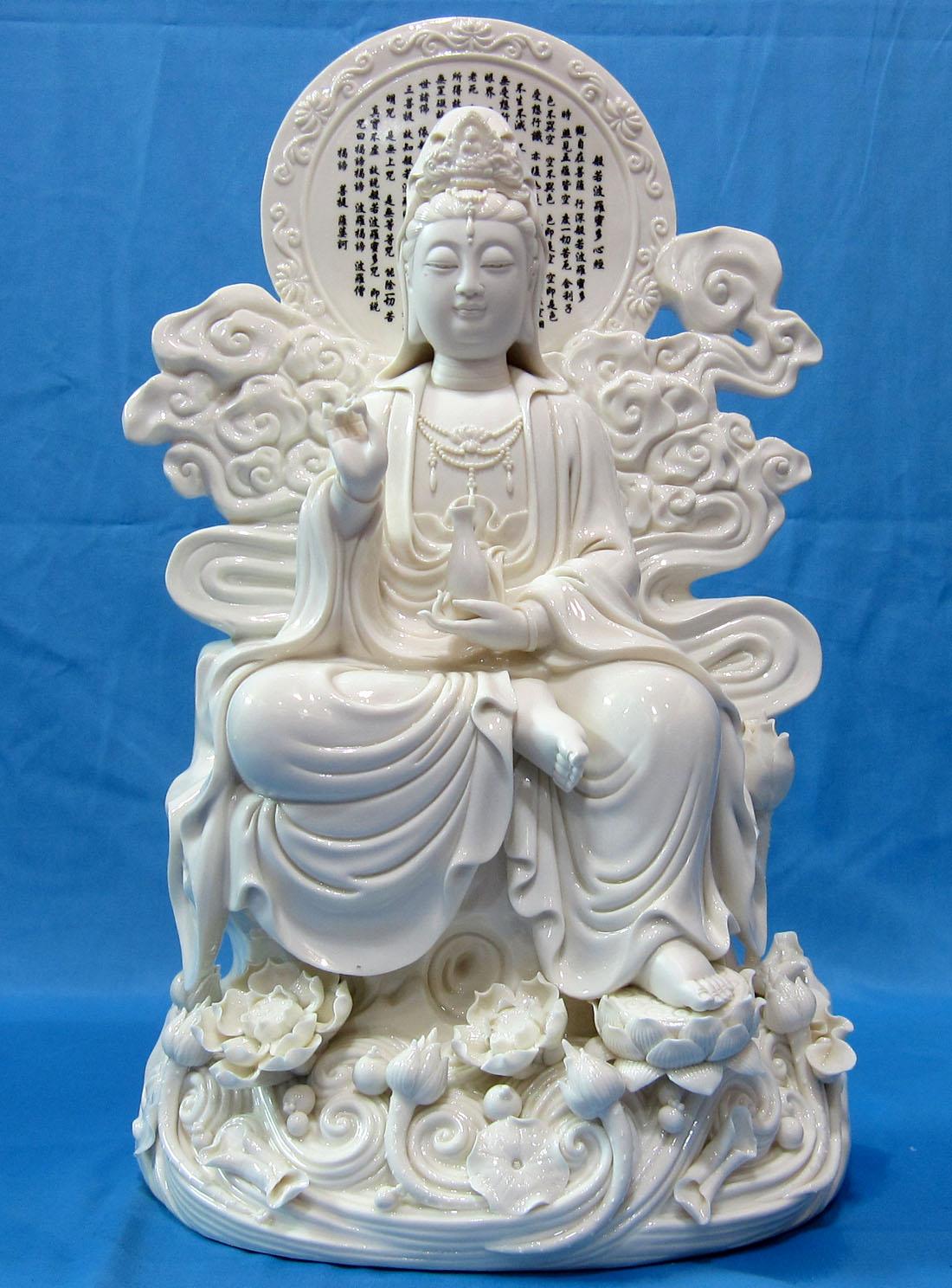 Hình ảnh tượng Phật Bà quan âm đẹp nhất