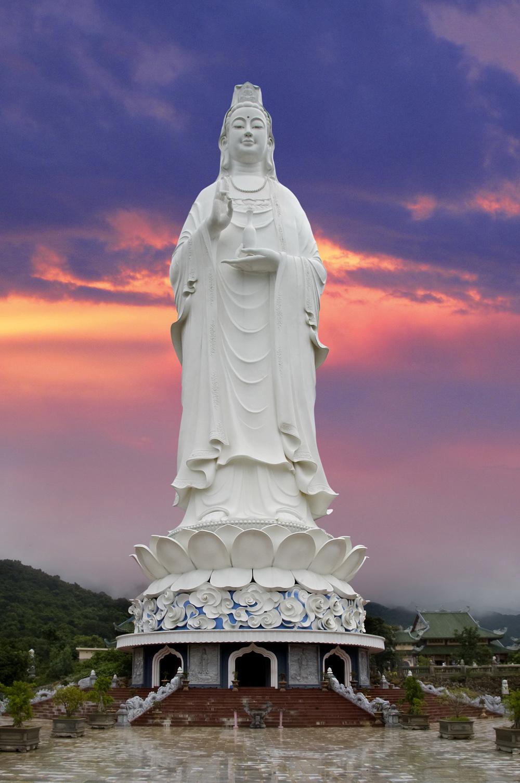 Hình ảnh tượng Phật quan thế âm bồ tát đẹp nhất
