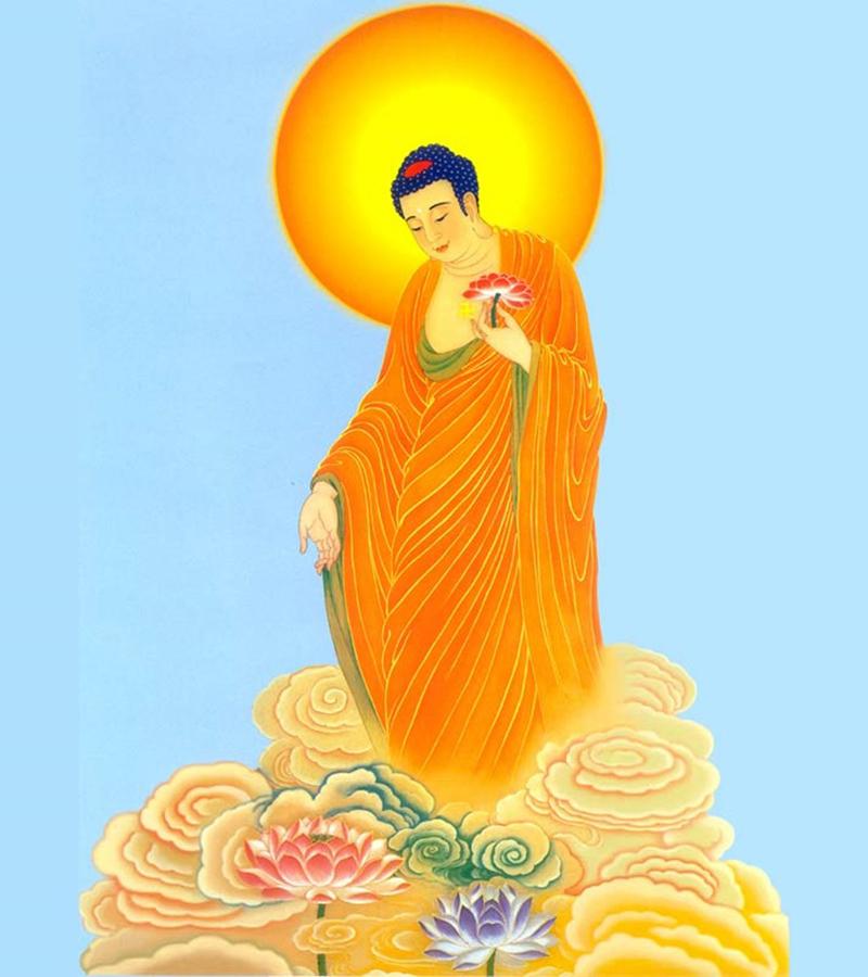 Hình ảnh về Phật A Di Đà đẹp nhất