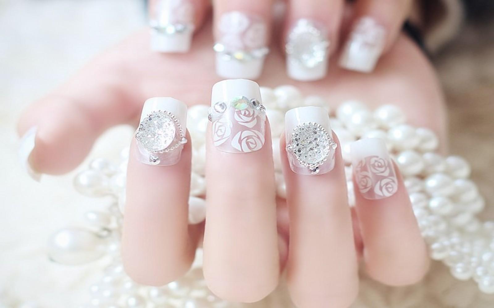 Mẫu nail gel đẹp nhất