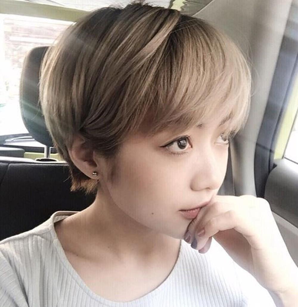 Mẫu tóc tém đẹp