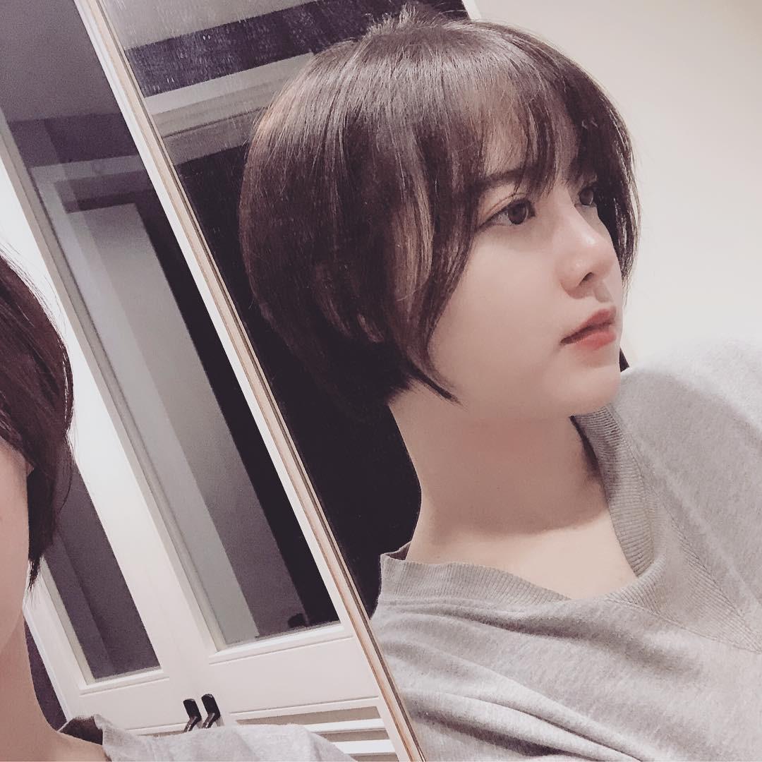 Mẫu tóc tém ngắn đẹp