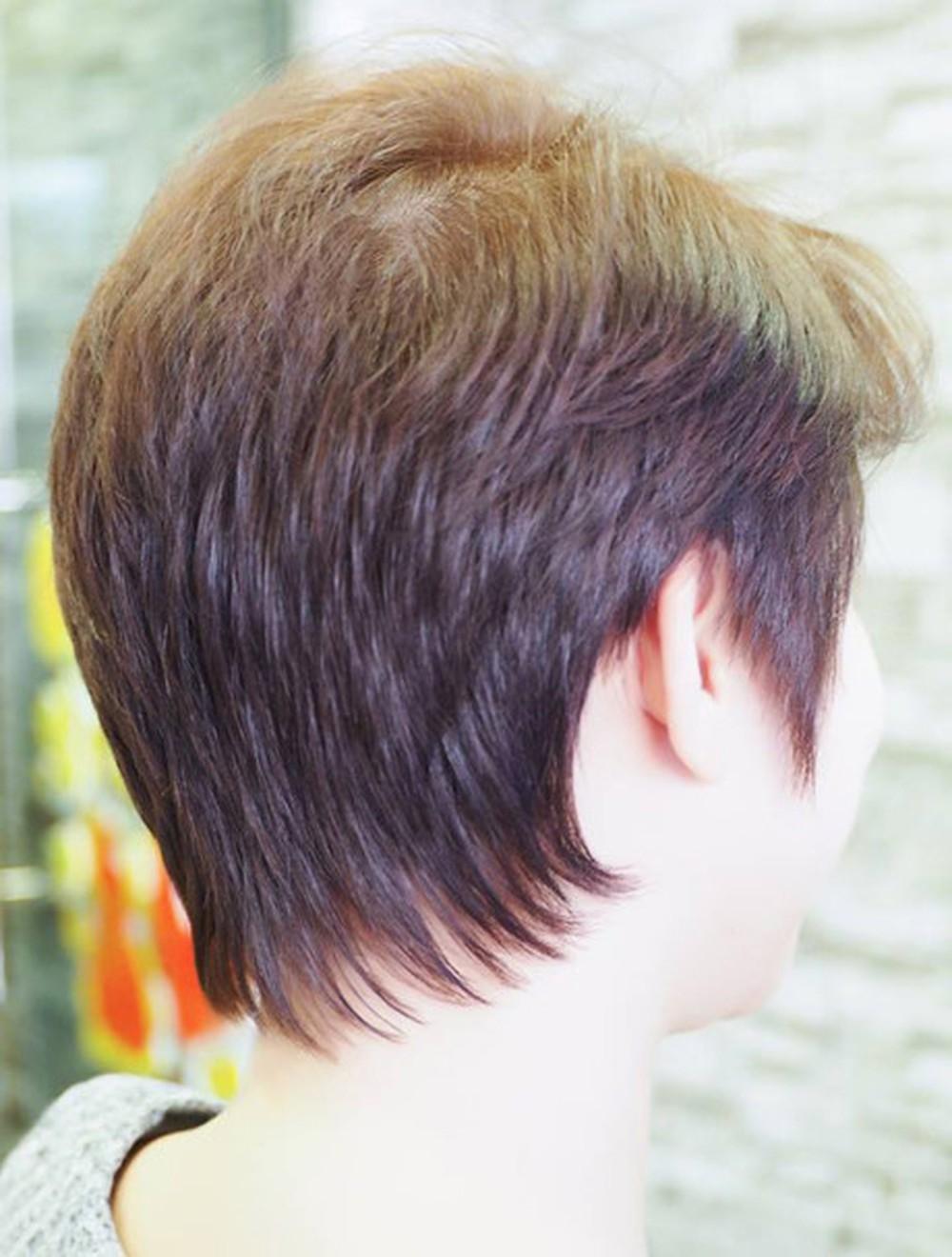 Mẫu tóc tém trẻ trung cá tính đẹp nhất cho nữ