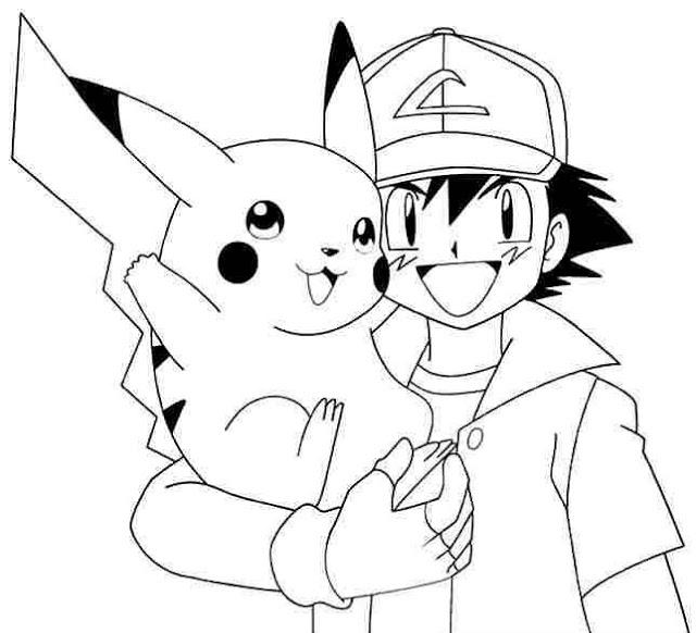 Mẫu tranh tô màu pokemon huyen thoại