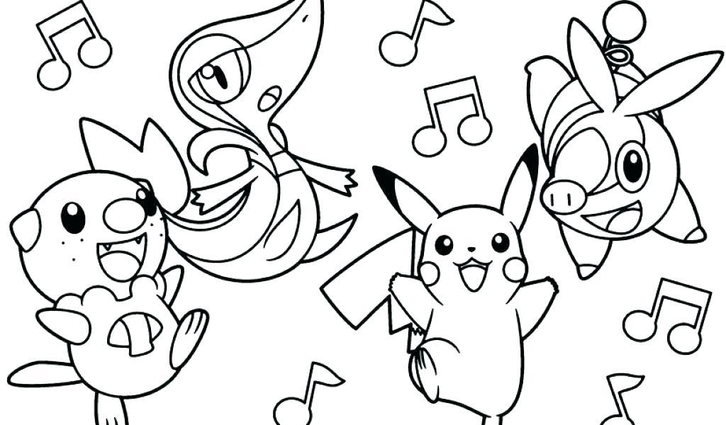 Mẫu tranh tô màu pokemon lizardon