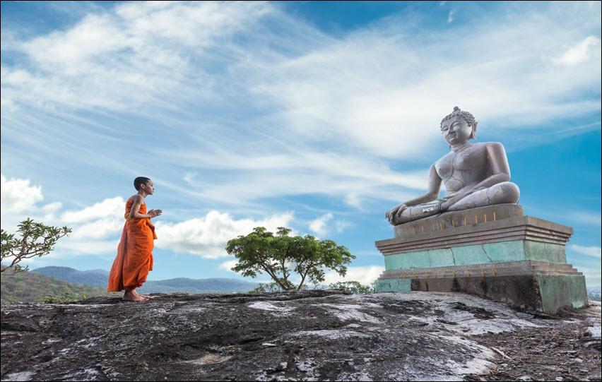 Những hình ảnh Phật đẹp nhất