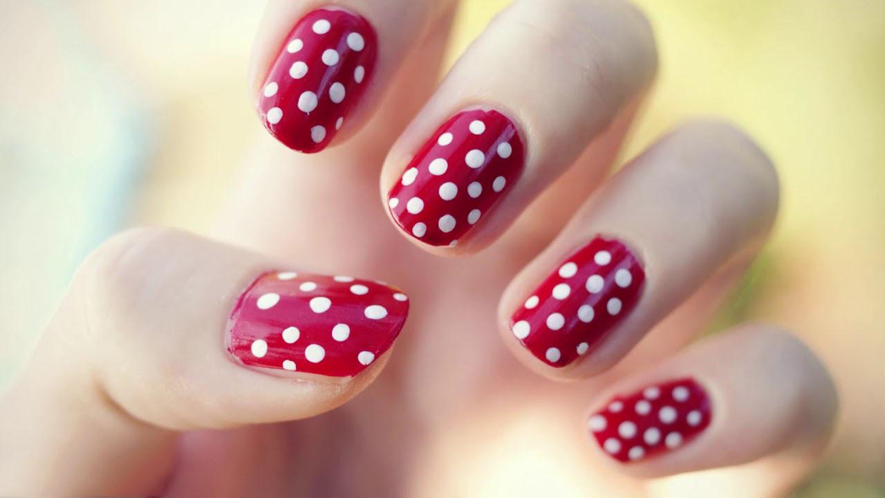 Những kiểu nail đơn giản đẹp nhất