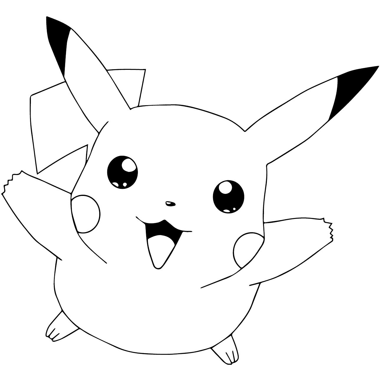 Pokemon tranh tô màu